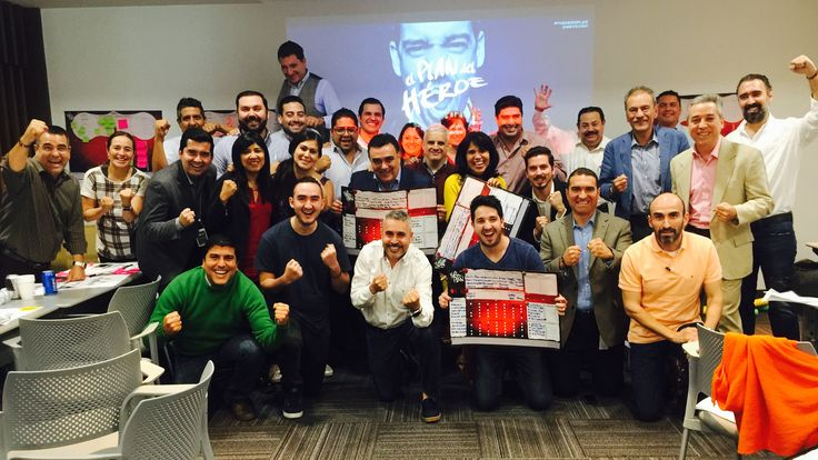 MONTERREY 2017 (México) Workshop The Hero Plan CSoftMTY + i-gloo + Xponente