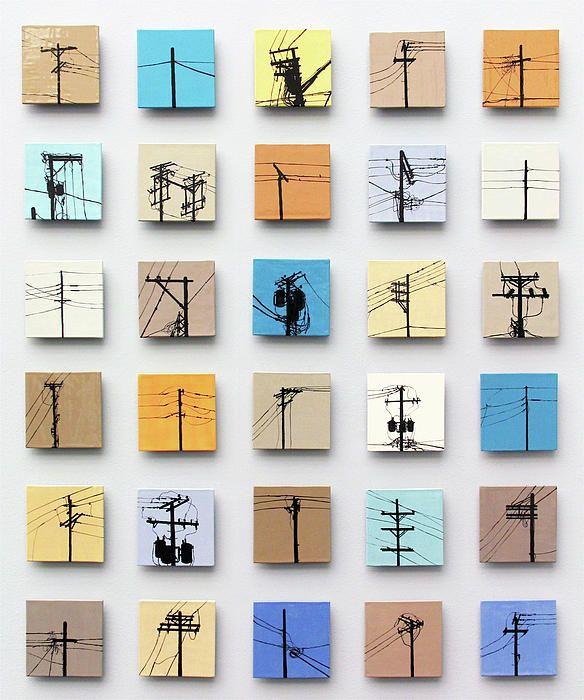Urban Sentinels - Fine Art Print on paper, canvas, acrylic, metallic, or greeting card by JasonMessingerArt