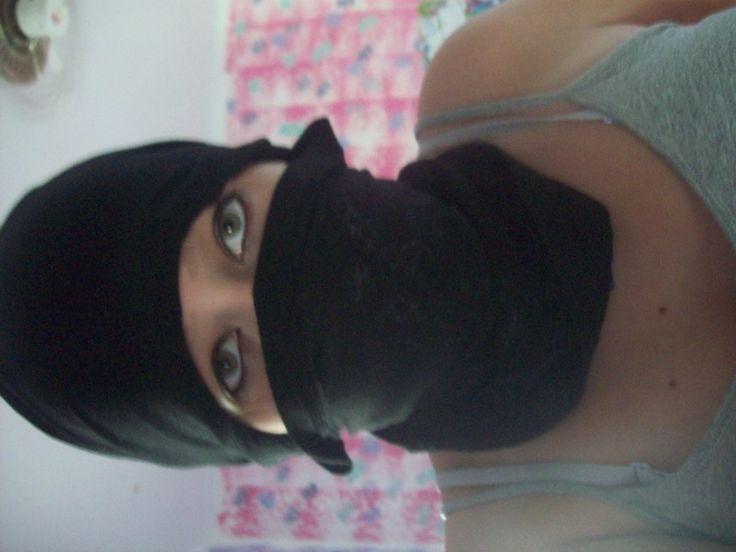 Tshirt To Ninja Mask In Under 5 Minutes.