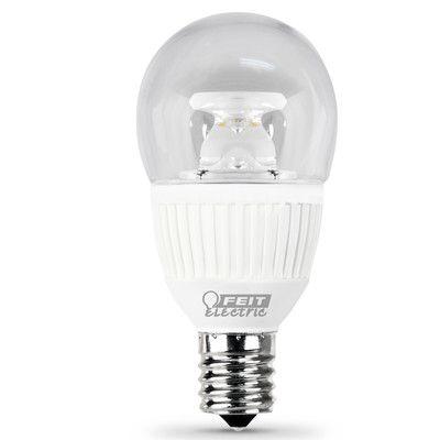 Feit Electric E17/Intermediate LED Light Bulb Wattage: 4.8W