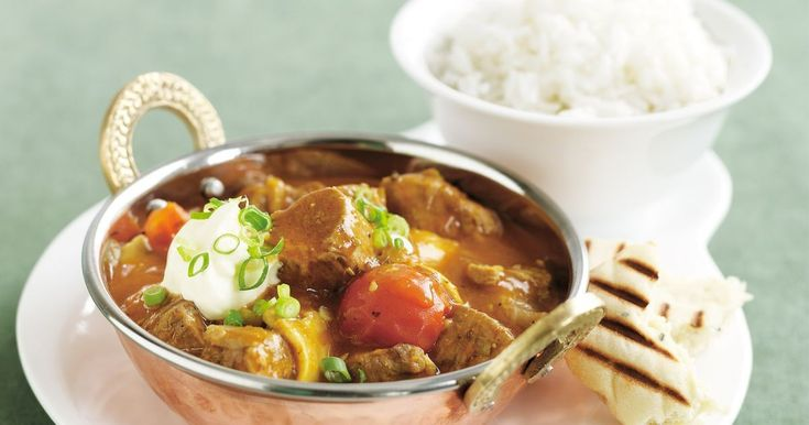 Discover delicious new dinner ideas to make with diced lamb. From balti curry to home-style lamb casserole these recipes are sure to win over the whole family.