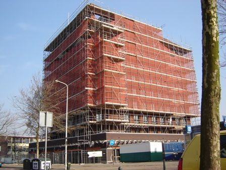 Locatie : Den Haag  Gebouw :  Ambachtsgaarde  Opdrachtgever :  Batenburg BV  Uitgevoerd door :  Eigen Beheer