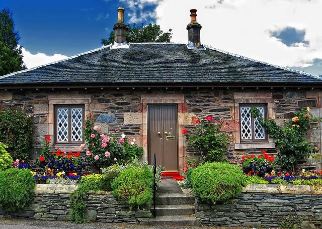 Best 25 Scottish Cottages Ideas On Pinterest