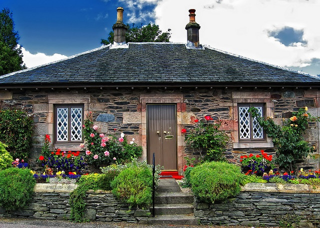 another Scottish cottage.