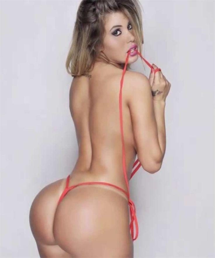 La Chica de As | Priscila revolucionó las redes sociales el día que subió fotos suyas para promocionar su marca de lencería. Un éxito de esta modelo paraguaya, gran aficionada al fútbol.