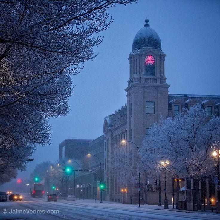 Fresh Snow! Merry Christmas from #Lethbridge #Alberta !