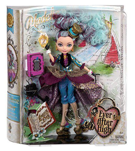 【楽天市場】エバー アフター ハイ (モンスターハイ) 人形 ドール フィギュア マデリーン・ハッター Ever After High - Madeline Hatter Legacy Day Series 2 Doll:i-selection