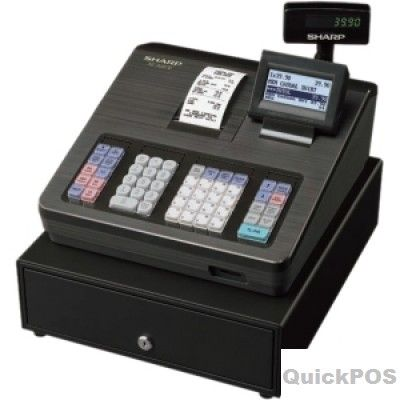 Buy Sharp XEA207 Cash Register with Raised Keyboard @LOW rates from QucikPOS store. We offer service to only Australia (Inclduing Tasmania & Norkfolk Island*)..! https://www.quickpos.com.au/sharp-xea207b-cash-register
