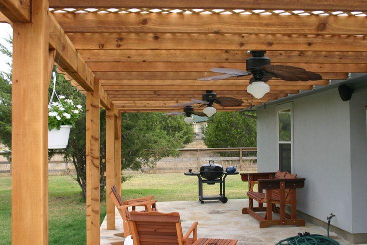 10 best cobertizos de madera images on pinterest arbors for Cobertizos de madera