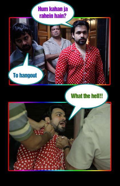 Who's up for a Ghanchakkar Hangout?