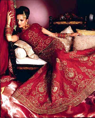 Indian bridal wear: Wedding Dressses, Bridal Dresses, Indian Dresses, Indian Bridal Wear, Indian Wear, Indian Wedding Dresses, Red Gowns, Bride Dresses, Red Wedding