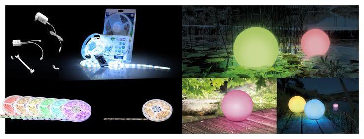 Globo LED BAND LED-Band Kunststoff, 150xRGB LED - Indirekte Beleuchtung - Wohnraumleuchten