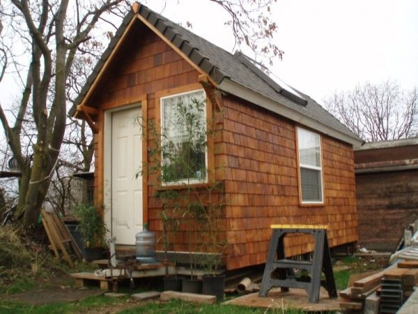 The wee irish cottage in oregon tiny houses cabins for Small houses oregon