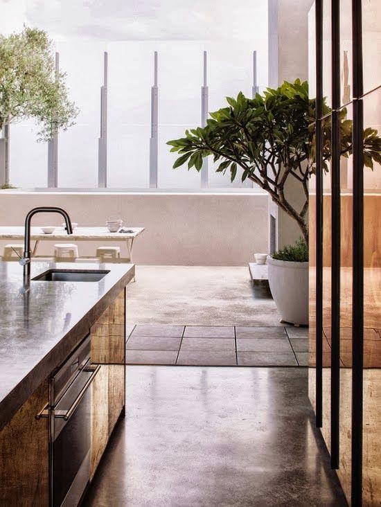 Vue Sur La Mer En Nouvelle Zelande Modern House DesignModern Interior