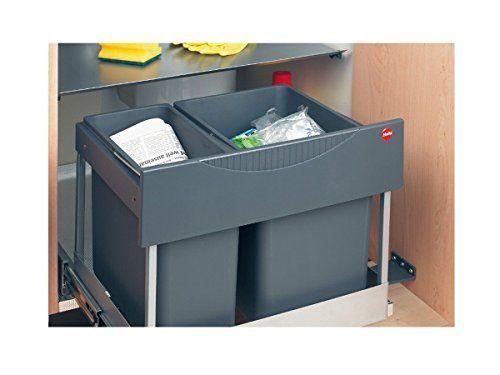 Müllbehälter Küche | Die Besten 25 Einbau Abfallsammler Ideen Auf Pinterest