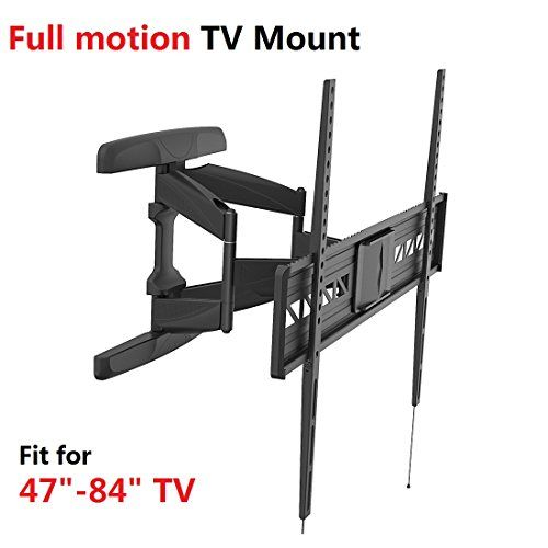 25 best ideas about ceiling mount tv bracket on pinterest for Cool tv wall mounts