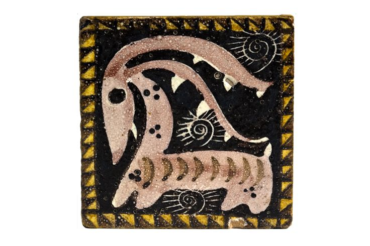 Fabbrica Ceramica Fontana Limite, Vietri sul Mare 1924/28