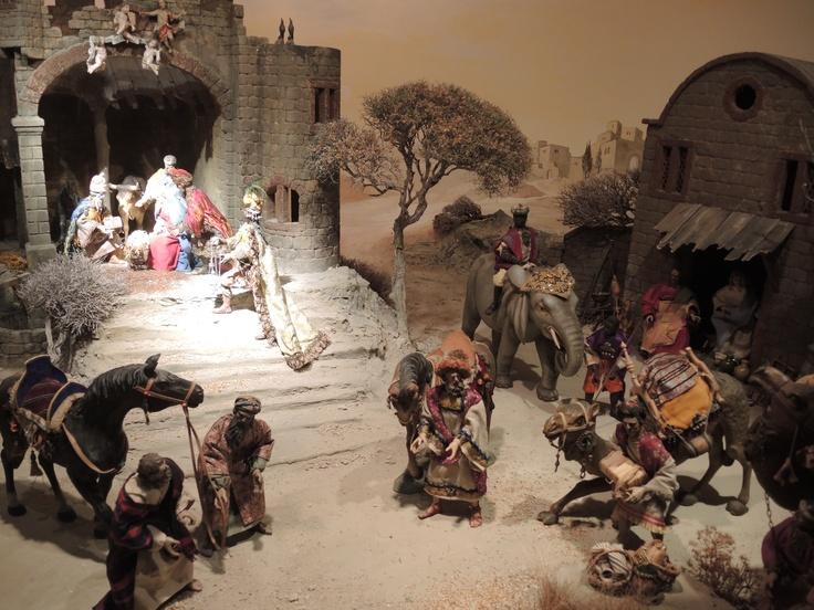17 best images about nativity scenea presepe. Black Bedroom Furniture Sets. Home Design Ideas