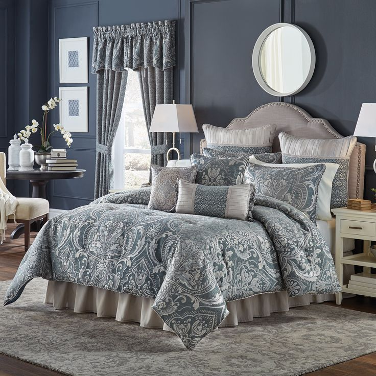 Best 20 King Size Comforter Sets Ideas On Pinterest King Size Comforters Navy Blue Comforter