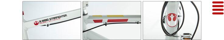 オムニ7 - セブンネットショッピング | スター・ウォーズ スポーツバイシクル 反乱軍モデル CRR Xウィング
