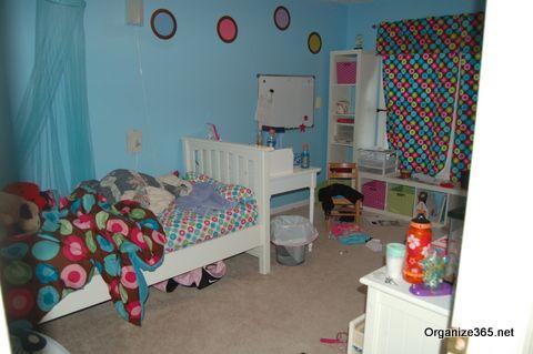 Little Girl Bedrooms - Part 1 | Organize365