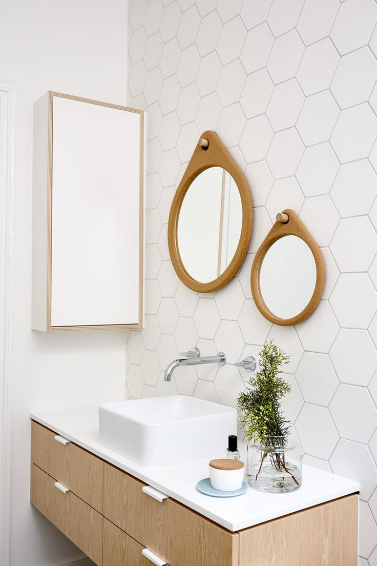 Sandringham Residence , Auckland, 2014 - Technē Architecture + Interior Design #bathroom