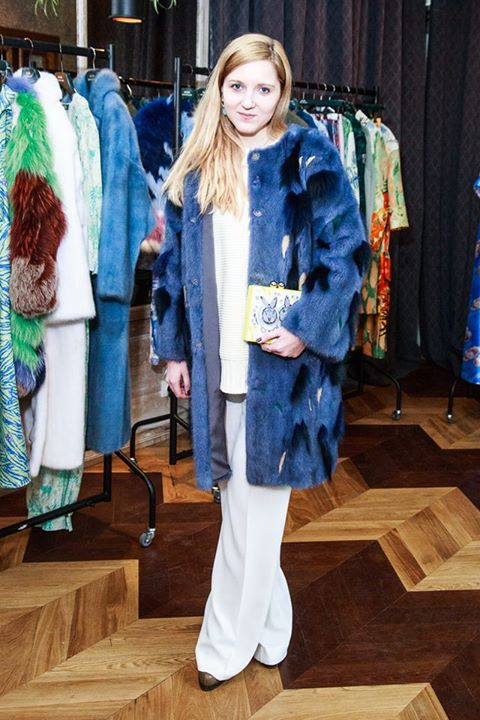 Сумочки с вышивкой для Alena Akhmadullina