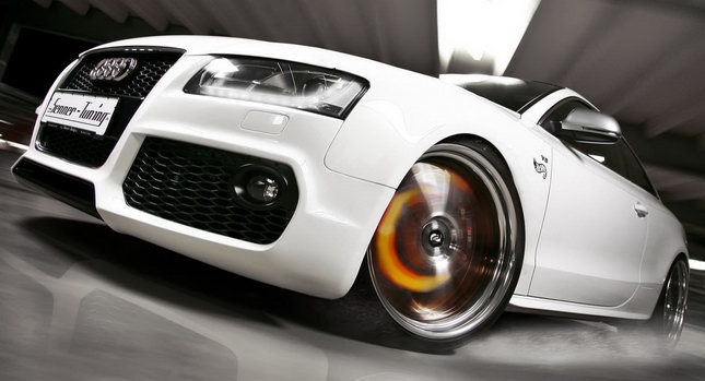 Audi S5. Drool....