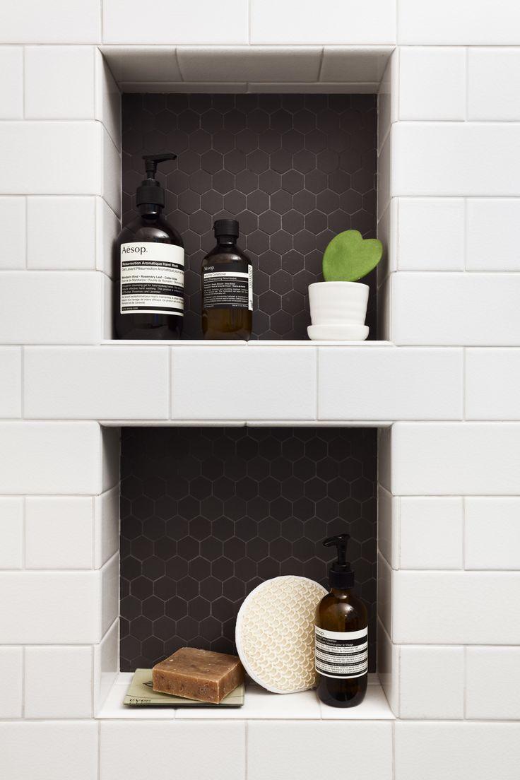 Long White Ceramic Tiles