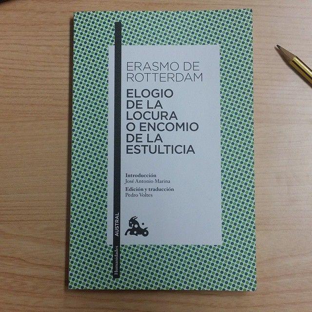 """""""Lecturas de invierno #book #locura #madness #philosophy"""""""