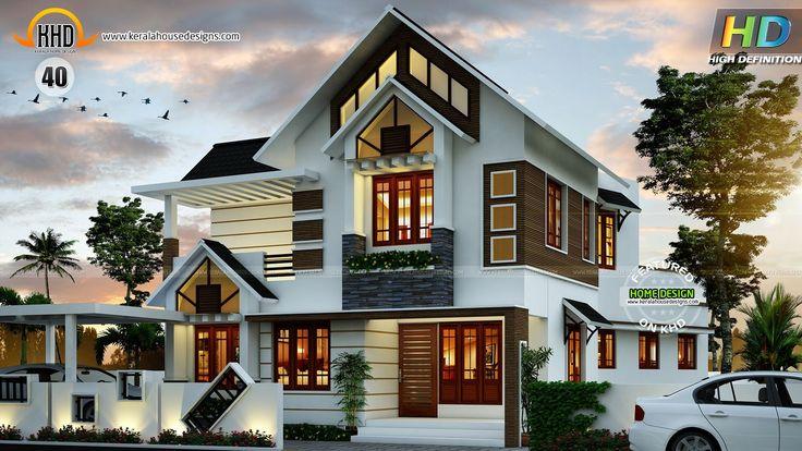 8d592f15f4bb3b320b167b4bab1c76f0 - 19+ Small House New Modern House Design 2020 Pics