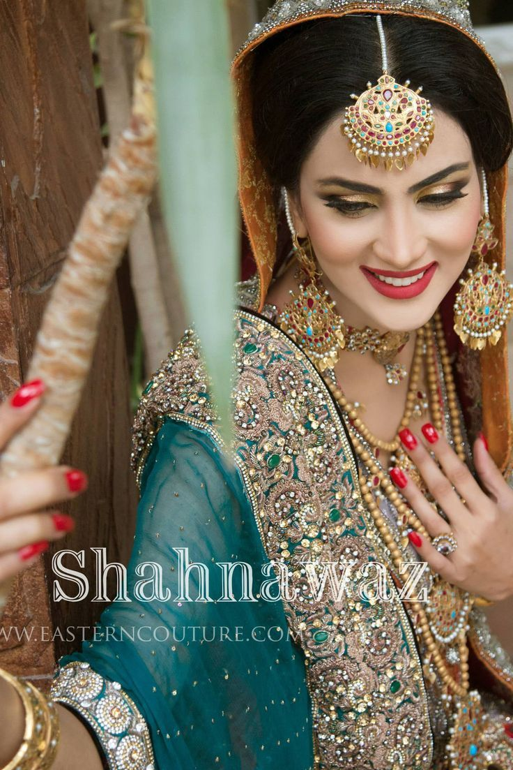 Pakistani bridal jewelry designs 2016