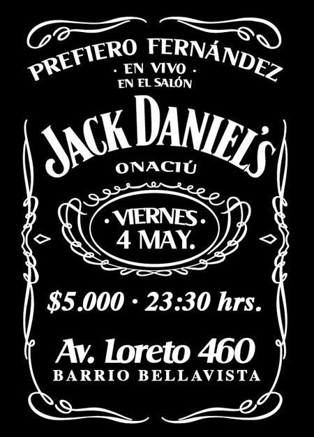 Hoy Prefiero Fernández en vivo en Onaciú  http://www.productonacional.cl/prefiero-fernandez-en-vivo-en-onaciu-4-de-mayo