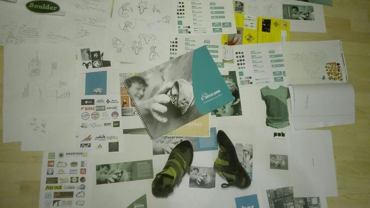Boek binnen ontwerp proces
