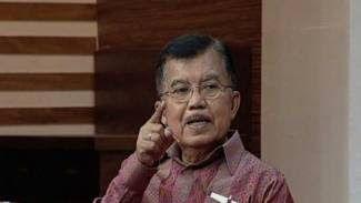 Jusuf Kalla: Presiden yang Putuskan Biaya STNK Naik