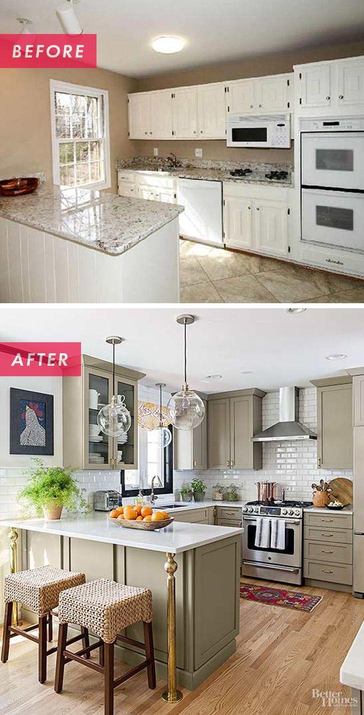 The 25+ best Small kitchen layouts ideas on Pinterest ...