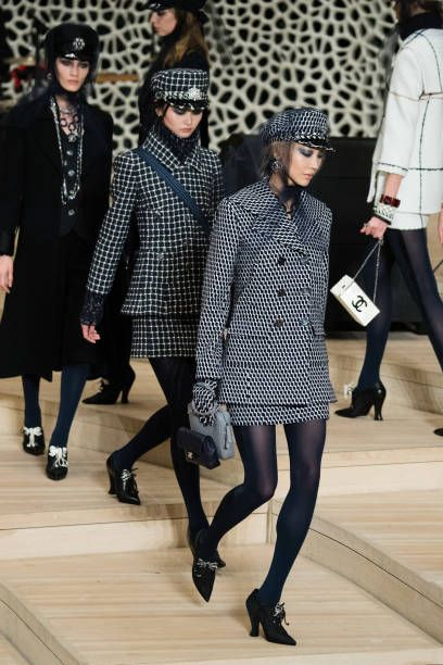 Chanel Collection Metiers d'Art Paris Hamburg 2017/18 | Chanel Pre-Fall 2018