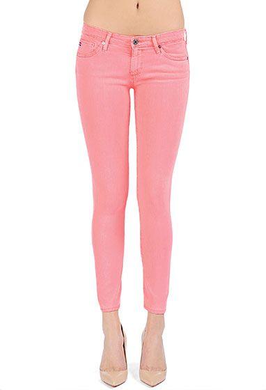 The Legging Ankle - Pigment Flamingo  #AGbirchboxchallenge