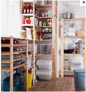die besten 25 ikea gorm ideen auf pinterest lebensmittellagerorganisation garage und. Black Bedroom Furniture Sets. Home Design Ideas