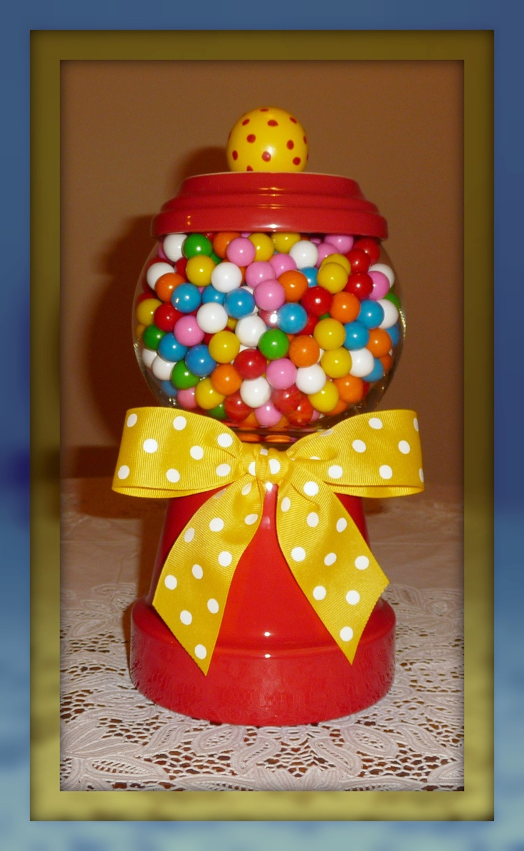 Easy to make Gumball Machine