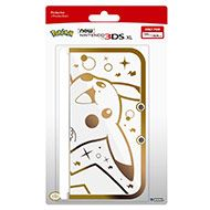Nintendo New 3DS XL Gold Pikachu Protector Case | GameStop | OBVIOUSLY ONLY IF I GET A NEW 3DS XL SYSTEM