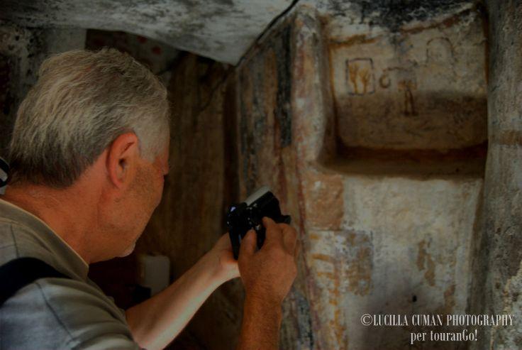 Visite guidate per le Cripte Bizantine del Salento. #tourango cripte salento tour #puglia