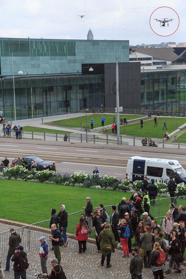 Helsinki näyttää parhaat puolensa radio-ohjattavalla kamerakopterilla kuvatussa videossa.