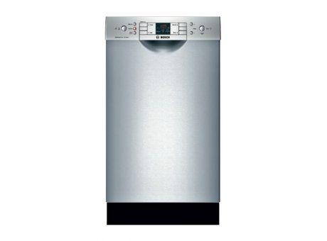 Bosch Ada 18 300 Series Stainless Steel Built In Dishwasher Spe53u55uc Built In Dishwasher Steel Tub Dishwasher