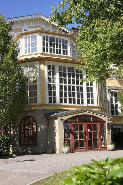 Brunnspark - Ramlösa, Sweden
