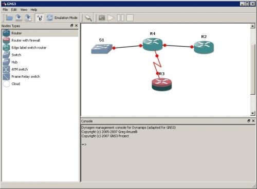 Practice Cisco router configuration using a free emulator.
