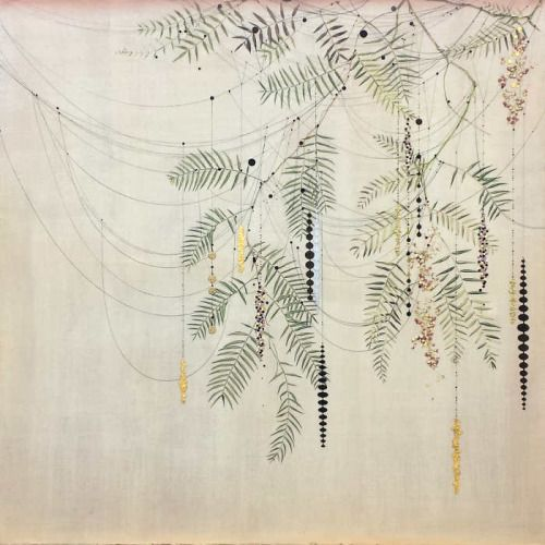 cinoh:  Pepper Tree #123, 2013 - Kaoru Mansour