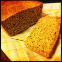egyszerü, gyors házi teljes kiörlésü kenyér a mindennapokra
