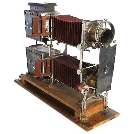 "Battersea - Antique Slide Projector ""Magic Lantern"""