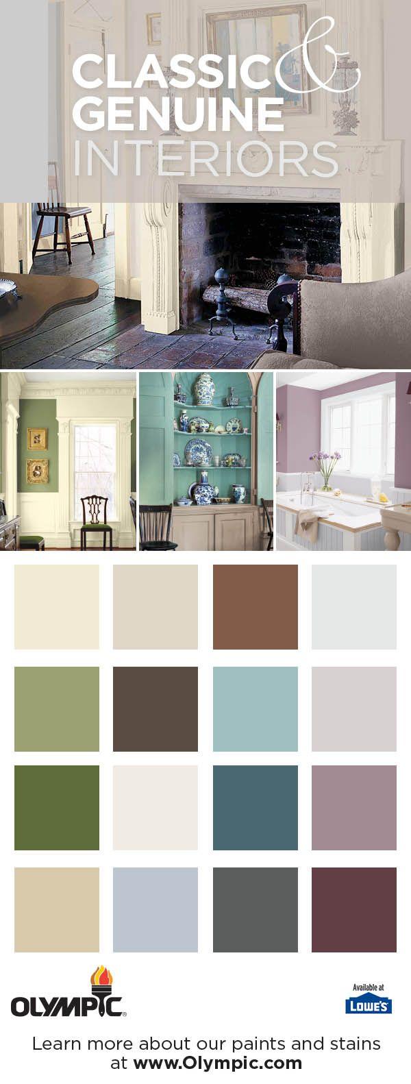 20 Best Classic Genuine Paint Colors Images On Pinterest Paint Colors Olympic Paint And